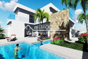 Detached House - New Build - Orihuela beach - Beach