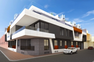 Apartment - New Build - Torrevieja - beach