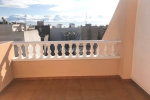 Atico duplex - Long Term Rentals - Guardamar - centr